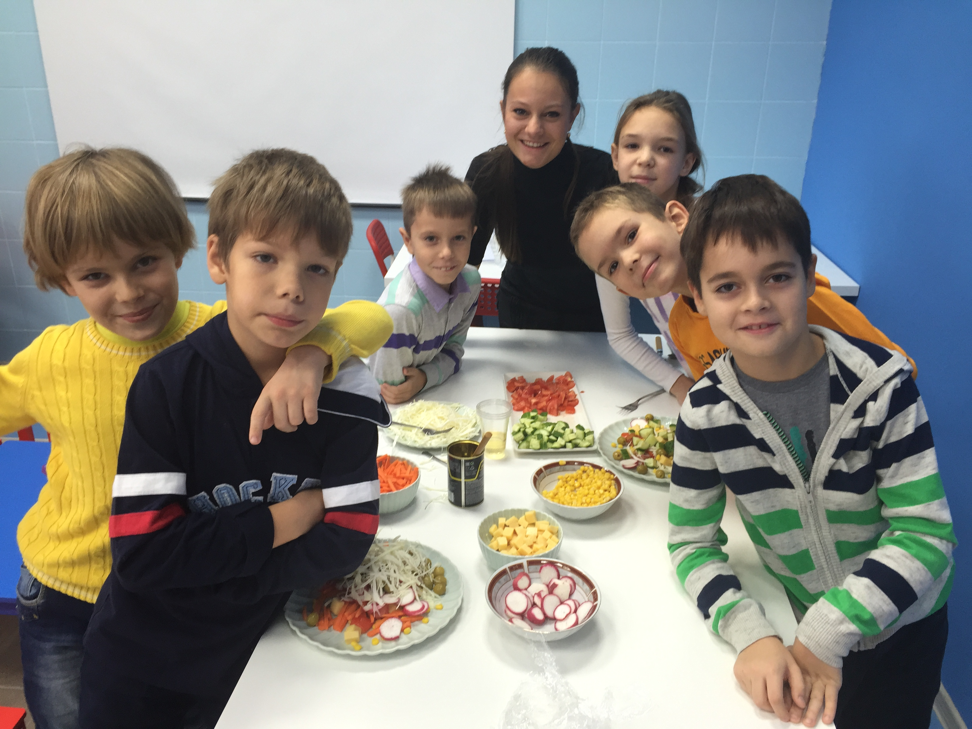 Первый день каникул в Образовательном центре «Аристотель»!