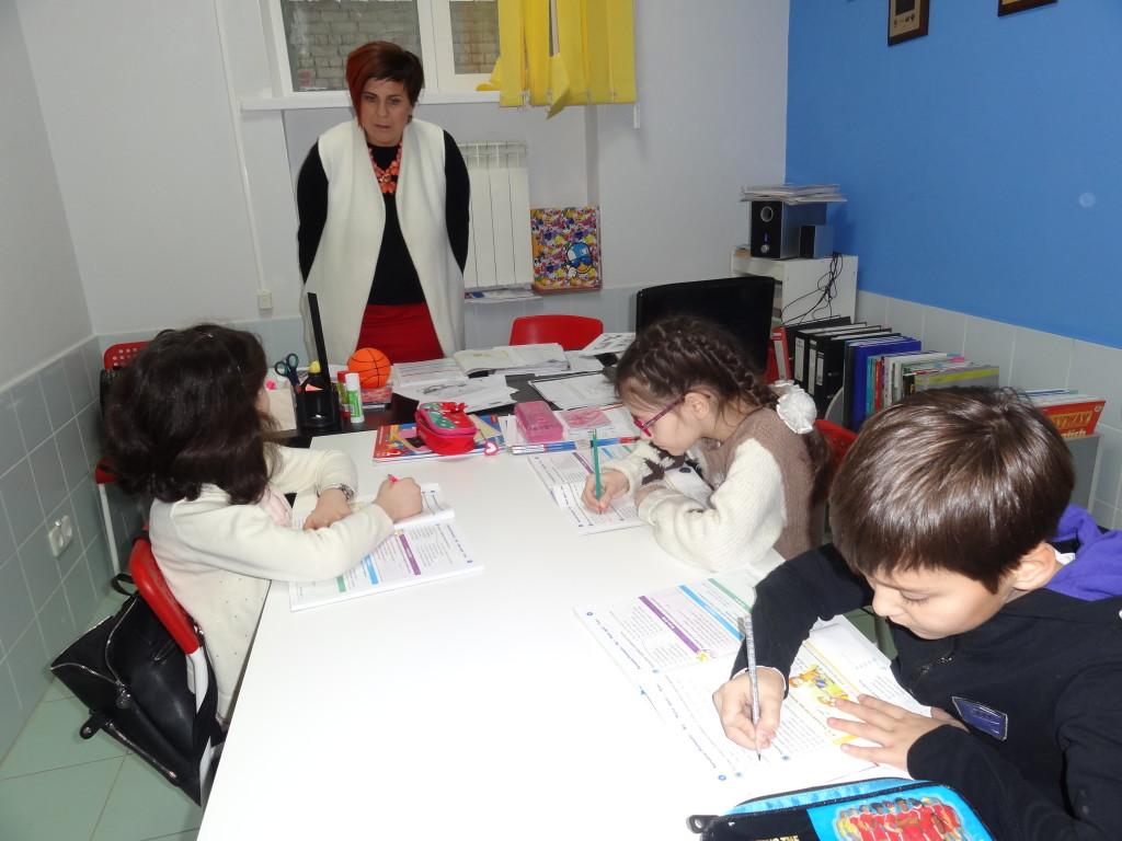 """Занятия по английскому языку в образовательном центре """"Аристотель"""""""