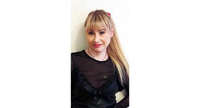 Афанасьева Мария Григорьевна, носитель разговорного английского языка