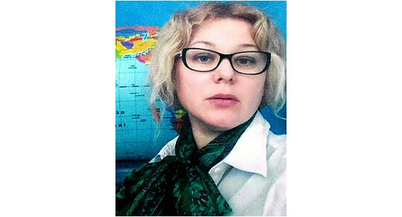Мухина Елизавета Александровна