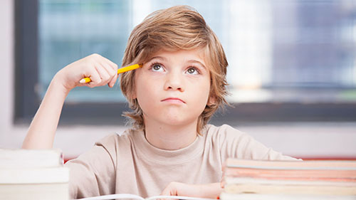 Упражнения для развития детской памяти