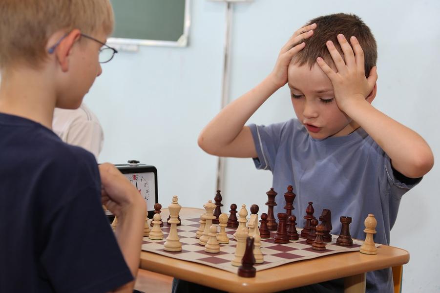 Почему детей нужно обучать игре в шахматы?