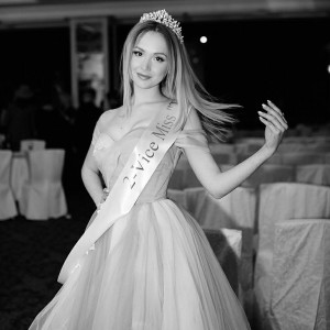 Ксения Ускова, наша выпускница, студентка МГИМО