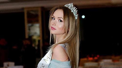 Ксения Ускова, студентка МГИМО