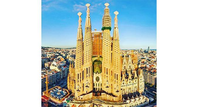 Английские каникулы в Барселоне