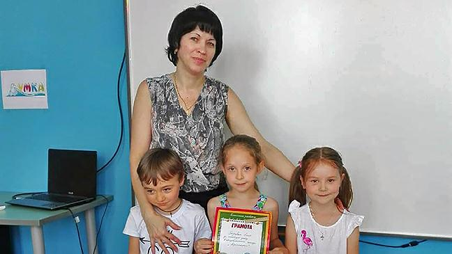 Выпускники Вдовиной Натальи Викторовны