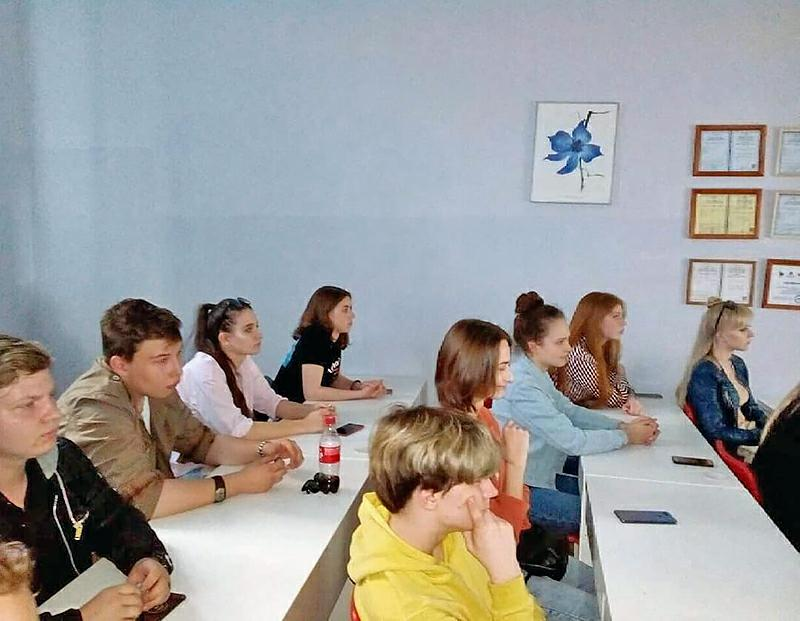 Встреча выпускников Ольги Михайловны Логиновой